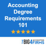 Accounting Degree Requirements