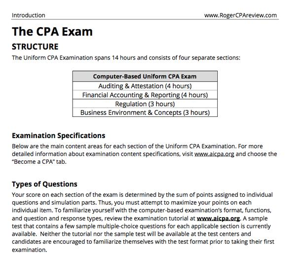 CPA-Exam-Structure