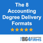 The 8 Accounting Degree Delivery Formats