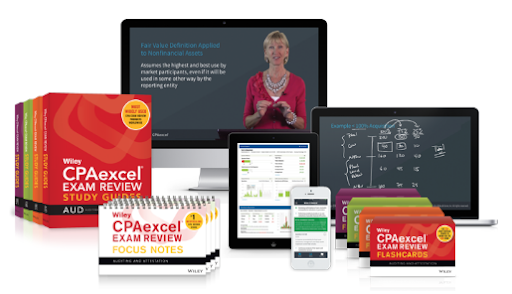 Wiley CPAexcel Platinum Course Overview