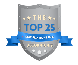 top 25 best accounting certifications